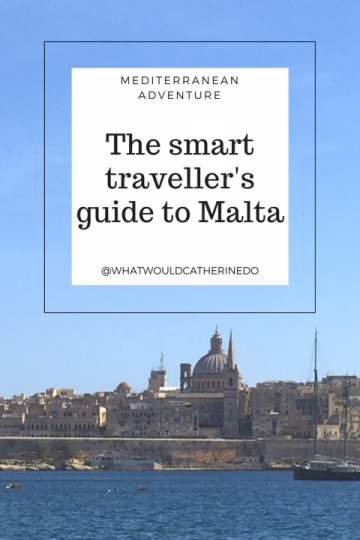 Traveling to Malta this spring/summer? Tips for a smooth trip during peak season.