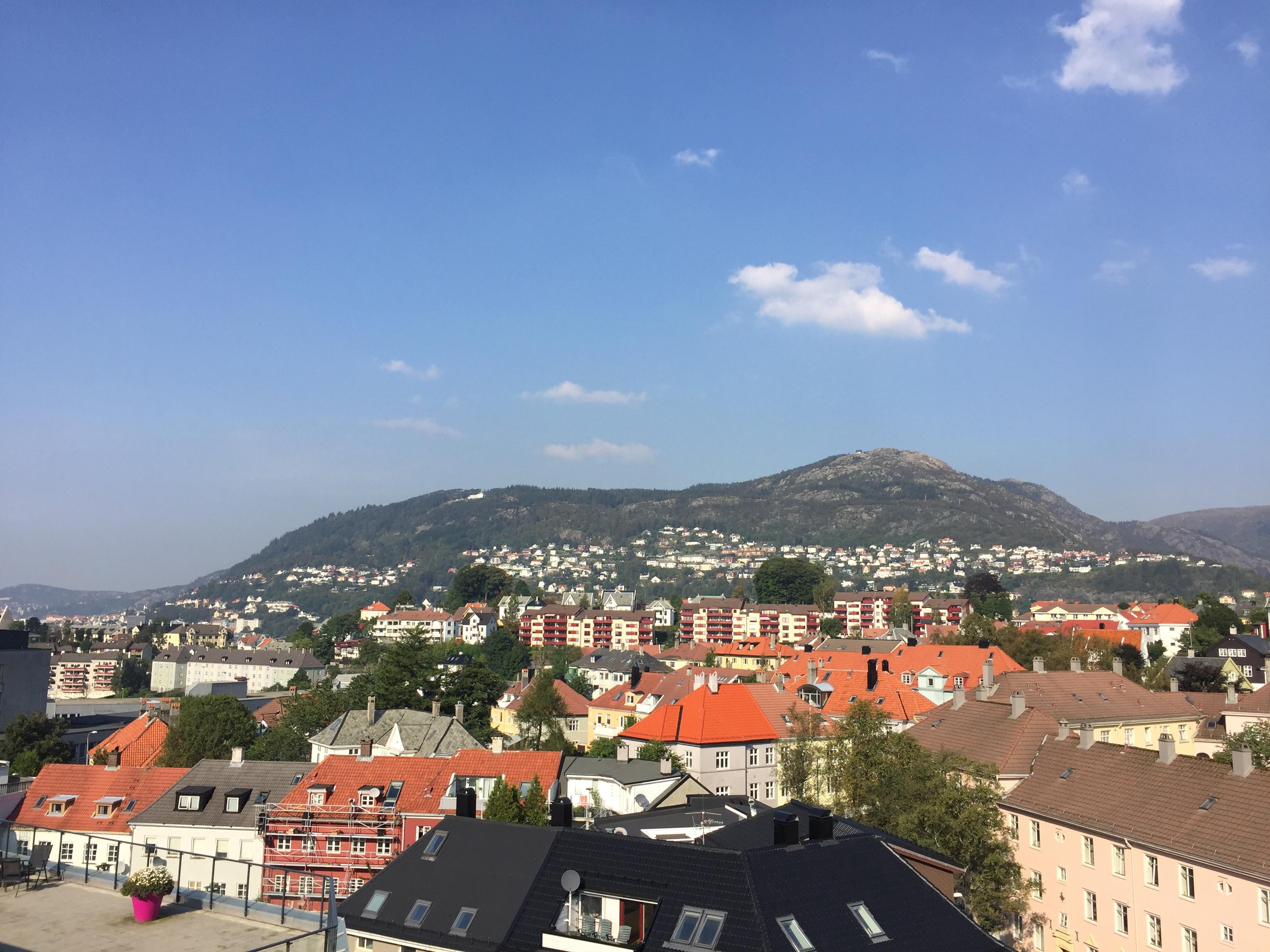 Innflytningsfest – Housewarming in Bergen